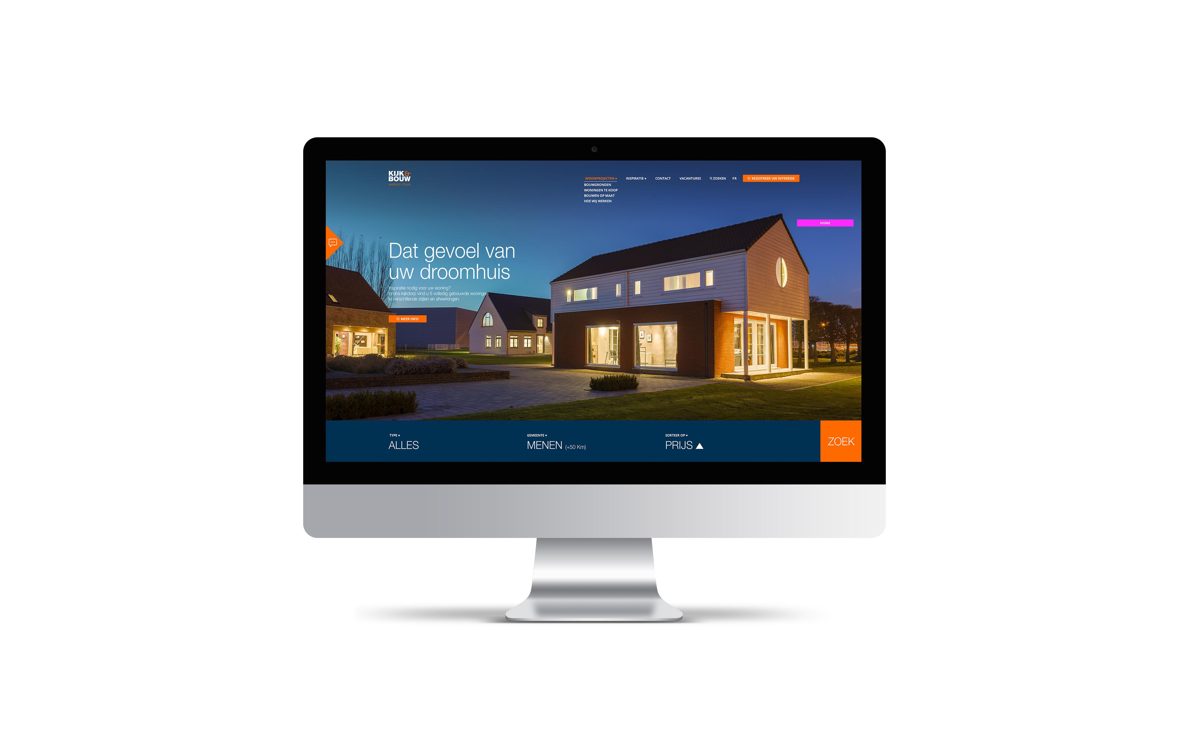 Kijk & BouwCommunicatiestrategie bouwsector